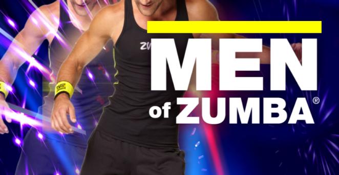 Men of Zumba